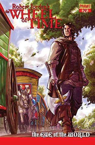 Robert Jordan's Wheel of Time:The Eye of the World #19