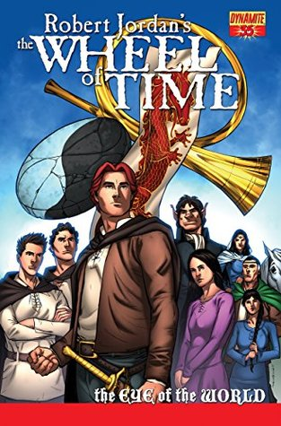 Robert Jordan's Wheel of Time:The Eye of the World #35