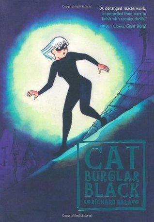 Cat Burglar Black by Richard Sala