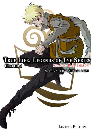 True Life (Legends of Tye Series), Chapter 1: Limited Edition