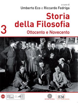 Storia della filosofia. Vol. 3: Ottocento e Novecento