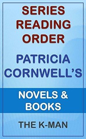 Series List - Patricia Cornwell - In Order: Novels and Books