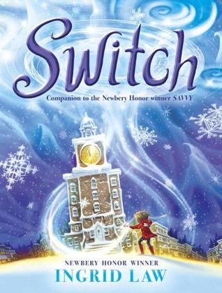 Switch (Savvy, #3)
