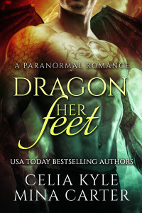 Dragon Her Feet (Honey and Fur, #2; Council of Black Dragons, #1)