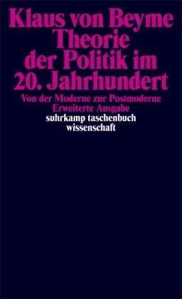 theorie-der-politik-im-20-jahrhundert-von-der-moderne-zur-postmoderne