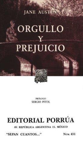 Orgullo y prejuicio: 0 (Colección Sepan Cuantos: 431)