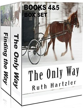 The Amish Millers Get Married BOXED SET Books 4-5 (The Only Way, Finding the Way)