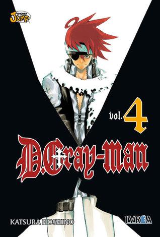 Ebook D.Gray-man, Vol. 4 by Katsura Hoshino read!