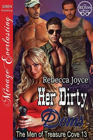 Her Dirty Doms [The Men of Treasure Cove 13]