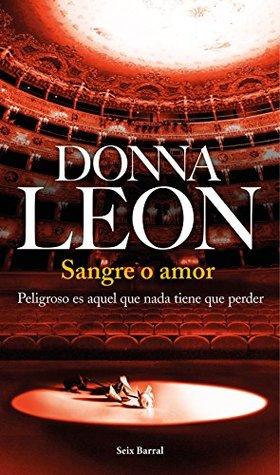 Ebook Sangre o amor by Donna Leon DOC!