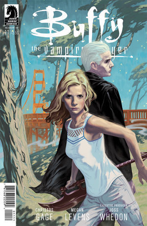 Buffy the Vampire Slayer: Love Dares You, Part 1 (Season 10, #11)