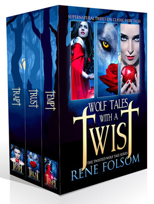 Wolf Tales with a Twist Boxed Set  (Twisted Wolf Tale, #1-3)