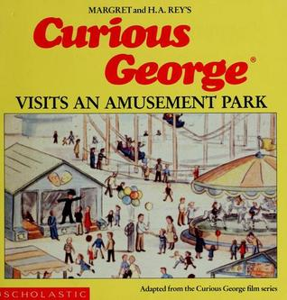 Curious George Visits An Amusement Park