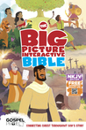 The NKJV Big Picture Interactive Bible, Hardcover by B&H Editorial Staff