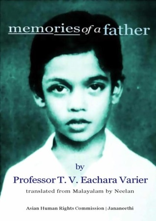 Book by Eachara  Varier, whose son disappeared during Emergency