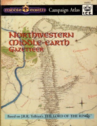 Northwestern Middle-Earth Gazetteer (Middle Earth Roleplaying, #4002)