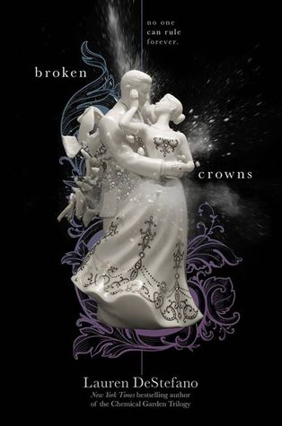 Broken Crowns (The Internment Chronicles, #3)