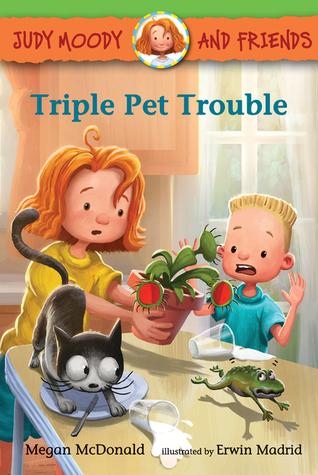 Triple Pet Trouble