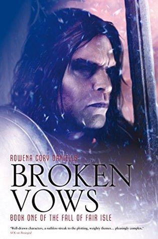 Broken Vows (The Fall of Fair Isle, #1)