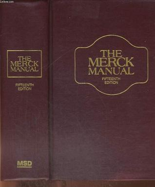 the merck manual of diagnosis and therapy by mark h beers rh goodreads com the merck manual professional edition the merck manual online