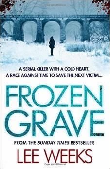 Frozen Grave (DC Ebony Willis, #3)