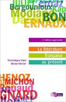 La littérature française au présent: héritage, modernité, mutations