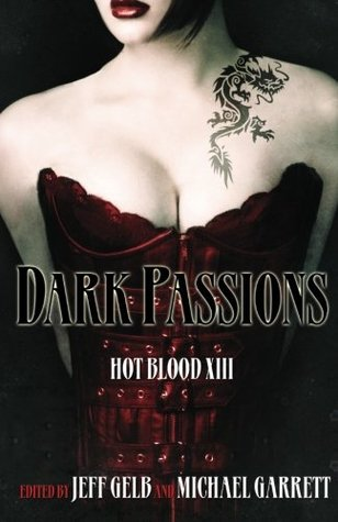 Dark Passions by Jeff Gelb