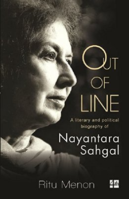out-of-line-a-literary-and-political-biography-of-nayantara-sahgal