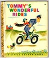 Tommy's Wonderful Rides (Little golden book)