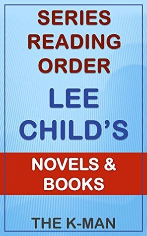 Series List - Lee Child - In Order: Novels and Books
