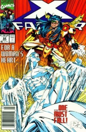 X-Factor #64 by Louise Simonson