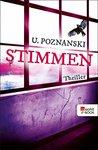 Stimmen by Ursula Poznanski