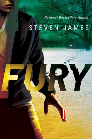 Fury(Blur Trilogy 2) (ePUB)