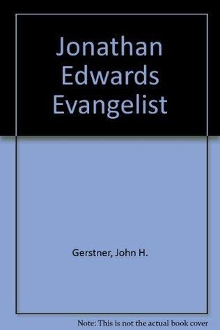 Jonathan Edwards Evangelist (ePUB)