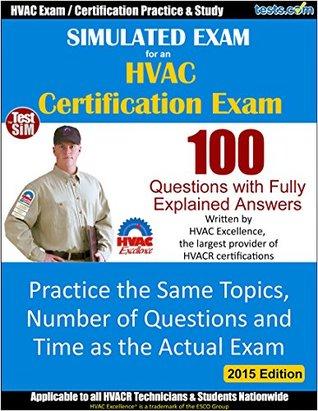 Simulated Exam for an HVAC Certification Exam: HVAC Exam ...