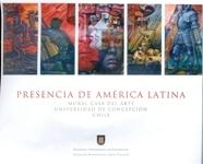 Presencia de América Latina: Mural Casa del Arte Universidad de Concepción