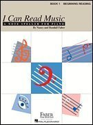 I Can Read Music, Book 1 (A Note Speller For Piano)