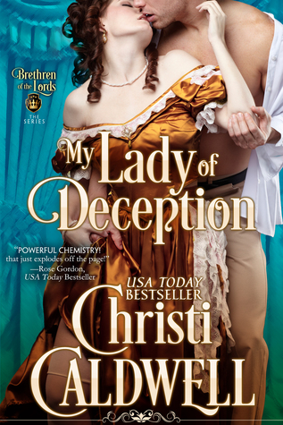My Lady of Deception (Brethren of the Lords #1)