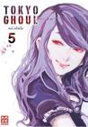 Tokyo Ghoul 5 by Sui Ishida