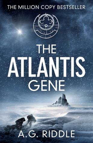 The Atlantis Gene (The Origin Mystery, #1)