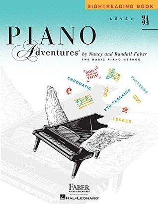 Level 3a - Sightreading Book: Piano Adventures