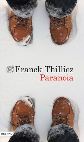 Paranoia by Franck Thilliez