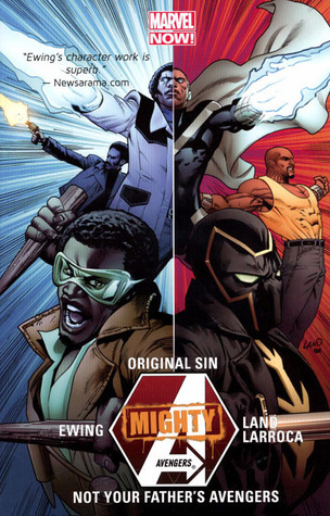 Mighty Avengers, Volume 3: Original Sin: Not Your Father's Avengers