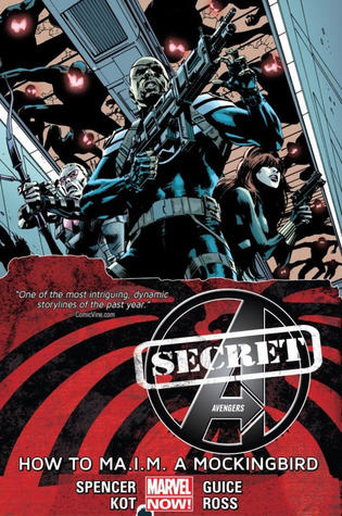 Secret Avengers, Volume 3 by Nick Spencer