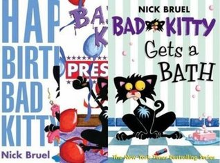 3-book-bad-kitty-set-happy-birthday-bad-kitty-bad-kitty-for-president-bad-kitty-takes-a-bath