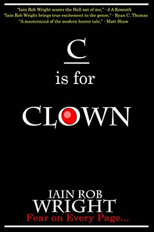 C is for Clown (A-Z of Horror, #3)