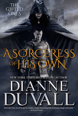 Review: A Sorceress of His Own by Dianne Duvall (@Mollykatie112, @DianneDuvall)