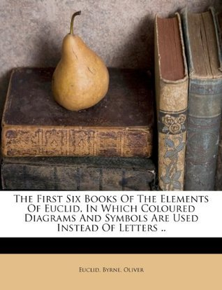 The First Six Books of the Elements of Euclid, in Which Coloured Diagrams and Symbols Are Used Instead of Letters ..