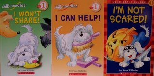 Noodles 3-Pack: I'm Not Scared/I Can Help/I Won't Share