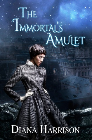 The Immortal's Amulet (The Keeper's Curse, #2)